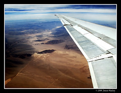 Remembering Death Valley (James Neeley) Tags: california airplane nevada aerialview aerial deathvalley aerialshot jamesneeley