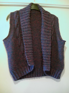 Sirdar Knitting Pattern Errata : Ravelry: Design E - Montana Cabled Vest pattern by Sirdar ...