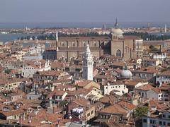 San Giovanni e Paolo dal Campanile di San Marco