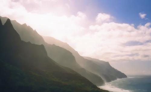 Na Pali Coast Mist 2