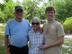 grandaddy, granny and ian