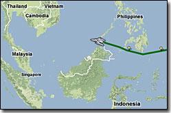 EArthrace map