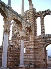 Anjar Palace interior (gordontour) Tags: lebanon archaeology ancient unesco worldheritagesite liban لبنان umayyad anjar haoushmousa gerrha عنجر անճար حوشموسى