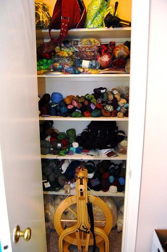 Fiber Closet