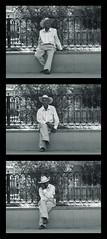 Pose (URIEL CORONADO) Tags: plaza blancoynegro mxico mexico foto pueblo sombrero anciano seor slp urw mxico sanluispotos salinasdehidalgo fujifilms5700 fotosde salinasdehgo urielcoronado gentedepueblo