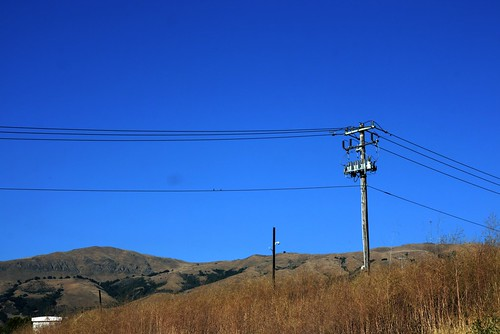 electricity electricpost electricline