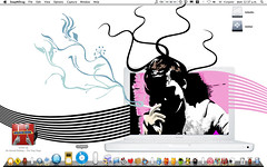 Yeah, new icons and wallpaper. (Dave Rawels) Tags: wallpaper apple mac vector artpop macbook