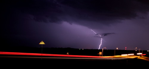 June Lightning