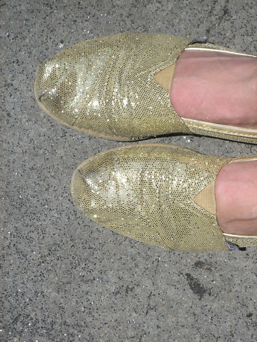 Magic shoes