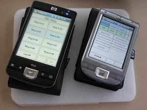 PDA Comparison