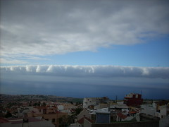 Camino hacia el cielo (Ms. Petah) Tags: summer sky paisajes clouds landscapes sunsets cielo nubes verano tenerife canaryislands orotava islascanarias ocasos