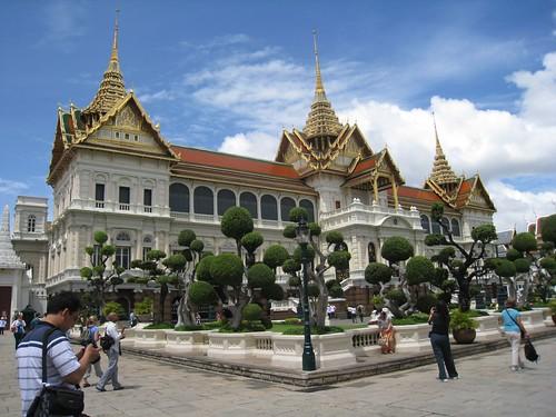 Part of Royal Palace