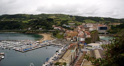 Sitio turístico en el País Vasco