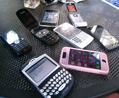 Cellular Telephones, Including The 3G iPhone
