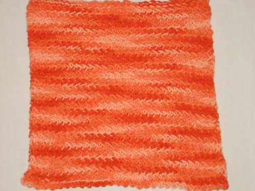 My So Called Washcloth #6
