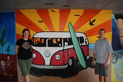 DSC_0813 (Kurt Christensen) Tags: art beach painting mural surf thrust gilgobeach gilgo