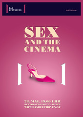 Plakat Sex and the Cinema