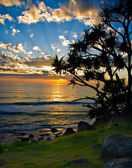 Burleigh Heads Sunrise Orton Effect (Michael Dawes) Tags: ocean camera winter beach weather photoshop sunrise season landscape geotagged scenery pacific country scenic australia ps pacificocean queensland temperature towns soe orton headland goldcoast cs3 cs4 naturesfinest burleighheads canonef100400mmf4556lisusm topshots abigfave ortoneffect photoshopcs3 canoneos40d goldstaraward nicetemperature mytopshots photoshopcs4 seasontype queenslandmostinteresting geo:lat=28088337 geo:lon=153454284