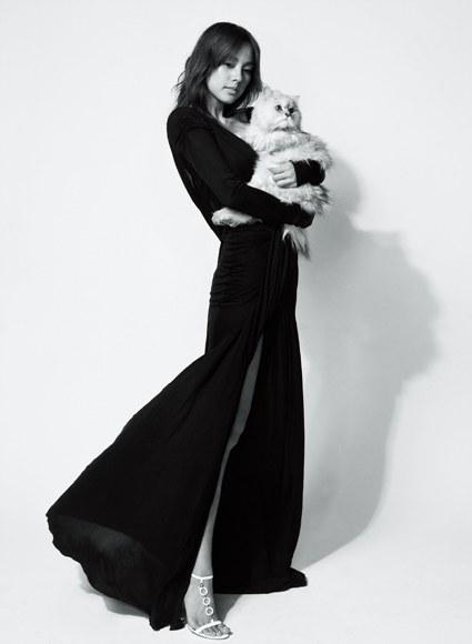 leehyori and her pet