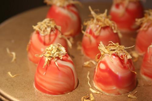 Knipschildt Peach/Marigold Truffles