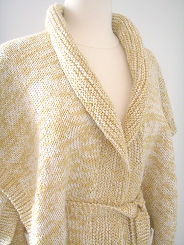 Fiona Wrap Jacket, detail