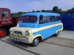 1962 Bedford CA Super (Davydutchy) Tags: ca bedford british van shildon