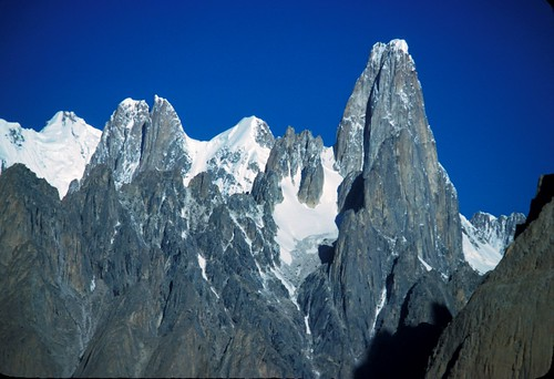 Uli Biaho, Karokorum range, northern Pakistan height=342