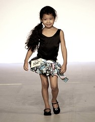 FEARLESS (msszroberts) Tags: show fashion kid model child modeling competition runway catwalk highfashion imta