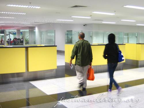 NAIA Terminal 3 Manila 04