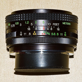 Vivitar TX 28mm f/2 8 Auto Wide-Angle - Camera-wiki org - The free