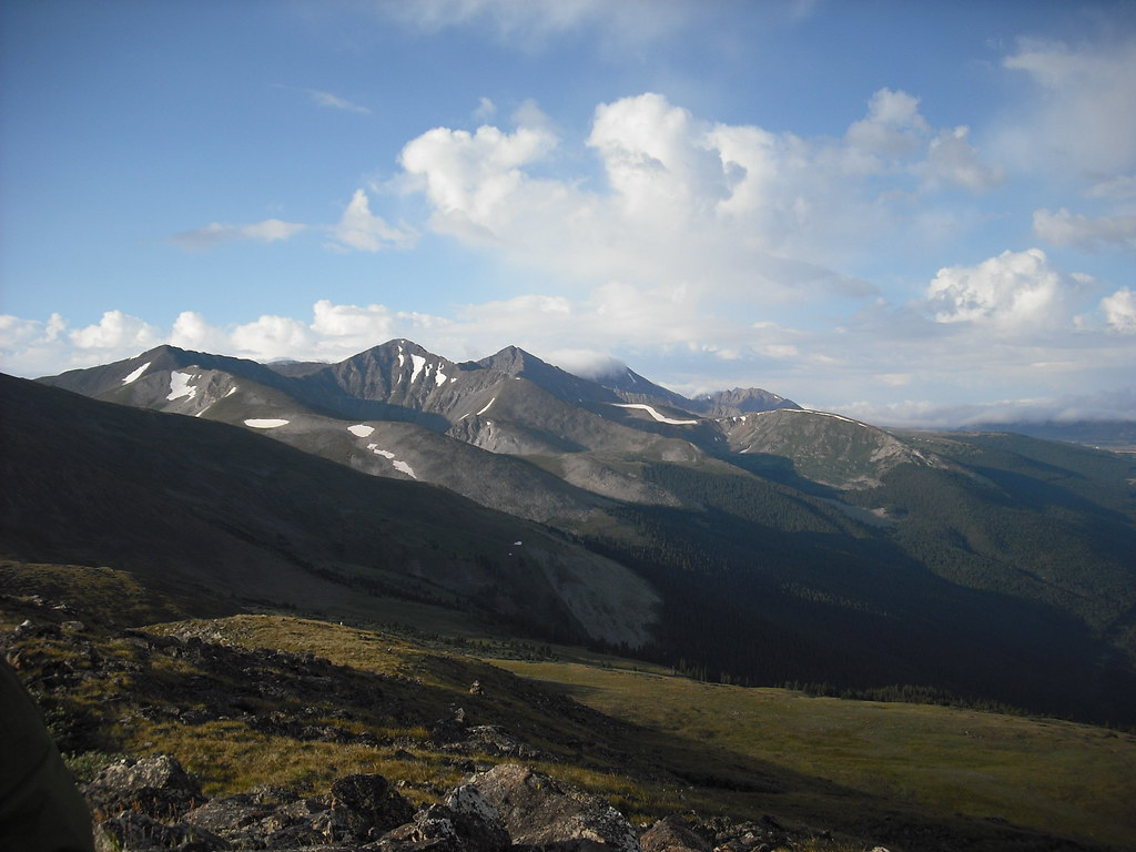 a Vista from Peak 7