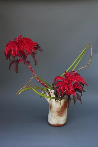 Ikebana- nagiere