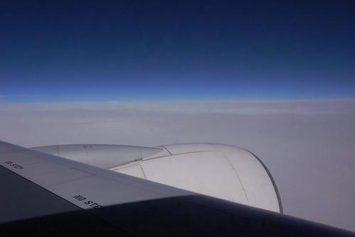 雲の上はいつもお天気 photo by RICOH GX200