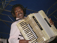 BUCKWHEAT ZYDECO at Thirsty Ear Festival