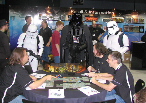 Vader the Game Master 1