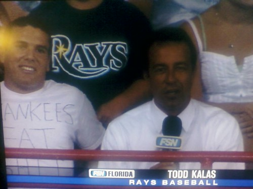 [TODD KALAS] Most Energized Fans Of The Game, Part Deux