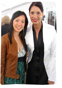Perth Fashion Festival 2008: Karen Cheng and Anne Marie Carpenter