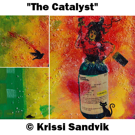 "details of ""the Catalyst"""