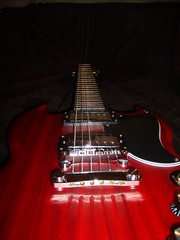 Gibson SG 400 Epiphone 4 (Bluzgirlkeilly) Tags: epiphone gibsonsg