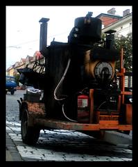Asfaltr (Marlon Brambor) Tags: prague pohorelec streetmonsters