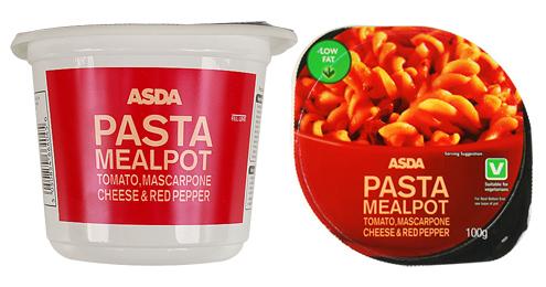 Asda Pasta Mealpot