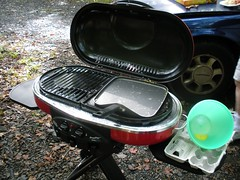 Snazzy Coleman grill