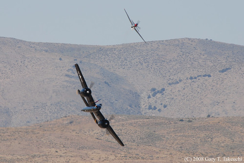 Warbird picture - Reno Air Races - F7F Tigercat