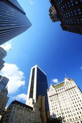 New York City Fisheye View (Kjetil Andersen) Tags: newyorkcity plazahotel solowbuilding