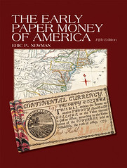Newman Early Paper Money of America 5th ed