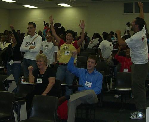 SWOP Chanting @ GAP 2007