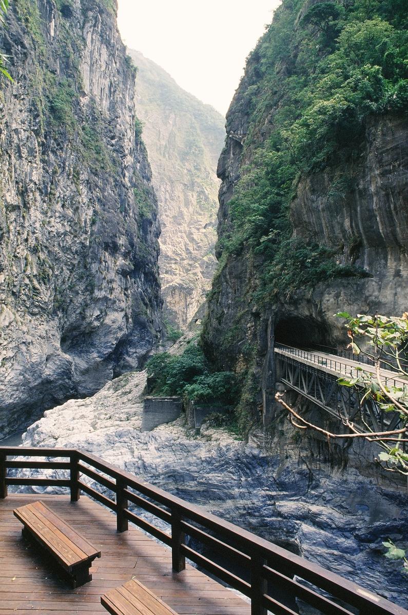 Taroko Gorge 11 燕子磯