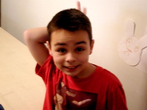 Tyler - bunny ears