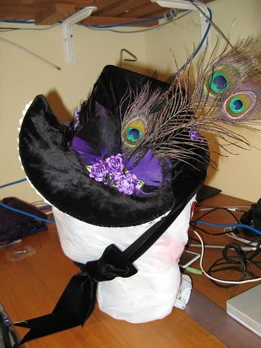 Bonnet left side