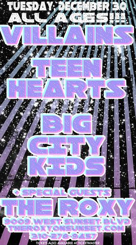 Teen Hearts 12/30